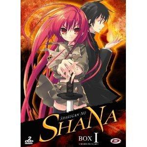Shakugan No Shana édition BOX (VO/VF)