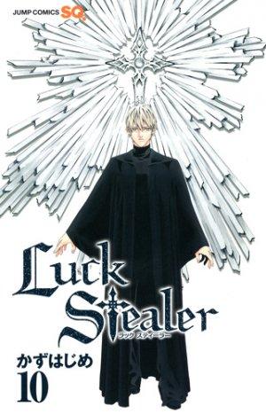 couverture, jaquette Luck Stealer 10  (Shueisha)