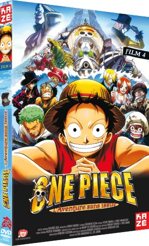 One Piece - Film 04 : L'Aventure Sans Issue édition DVD