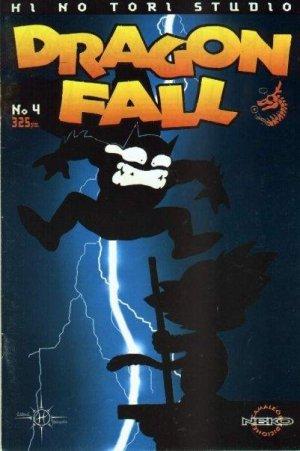 couverture, jaquette Dragon Fall 4  (Hi No Tori Studio)