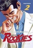 couverture, jaquette Rookies 2  (Tonkam)