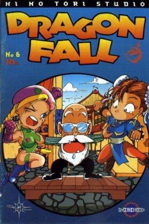couverture, jaquette Dragon Fall 6  (Hi No Tori Studio)