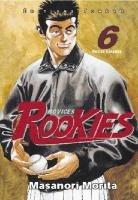 couverture, jaquette Rookies 6  (Tonkam)