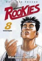 couverture, jaquette Rookies 8  (Tonkam)