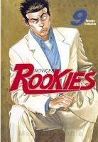 couverture, jaquette Rookies 9  (Tonkam)
