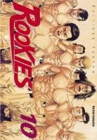 couverture, jaquette Rookies 10  (Tonkam)