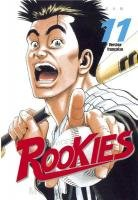 couverture, jaquette Rookies 11  (Tonkam)