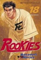 couverture, jaquette Rookies 18  (Tonkam)