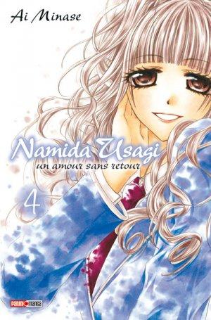 couverture, jaquette Namida Usagi - Un amour sans retour 4  (Panini manga)