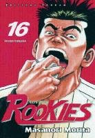 couverture, jaquette Rookies 16  (Tonkam)