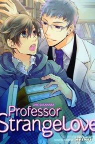 Professor Strange Love 4 Manga