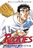 couverture, jaquette Rookies 23  (Tonkam)