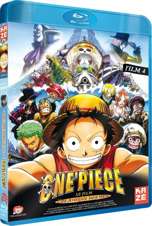 One Piece - Film 04 : L'Aventure Sans Issue édition Blu-Ray