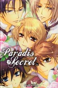 couverture, jaquette Paradis Secret   (soleil manga)