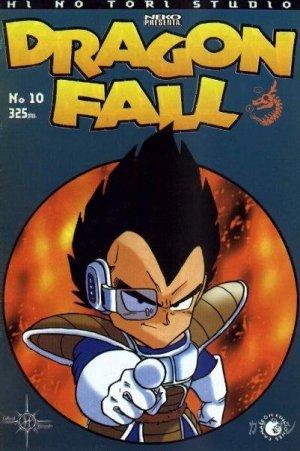couverture, jaquette Dragon Fall 10  (Hi No Tori Studio)