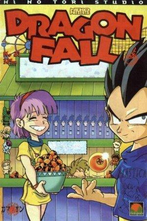 couverture, jaquette Dragon Fall 21  (Hi No Tori Studio)