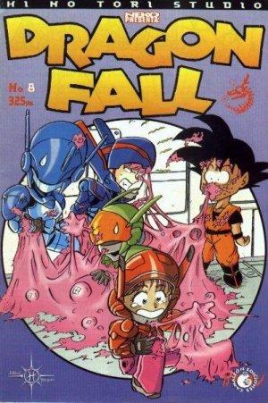 couverture, jaquette Dragon Fall 8  (Hi No Tori Studio)