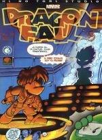 couverture, jaquette Dragon Fall 25  (Hi No Tori Studio) Global manga