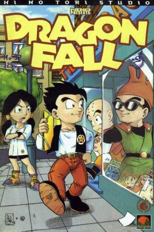 couverture, jaquette Dragon Fall 32  (Hi No Tori Studio)