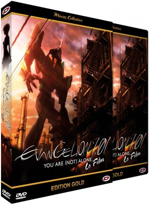Evangelion : 1.0 You are (not) alone édition Edition Gold