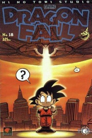 couverture, jaquette Dragon Fall 18  (Hi No Tori Studio)