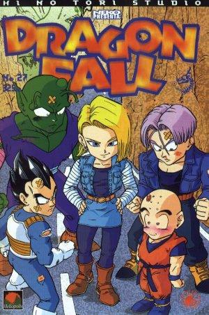 couverture, jaquette Dragon Fall 27  (Hi No Tori Studio)
