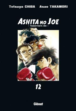couverture, jaquette Ashita no Joe 12  (Glénat Manga)