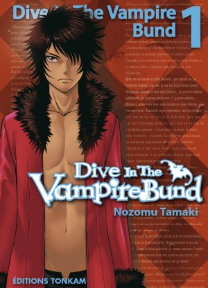 Dive in the Vampire Bund édition Simple