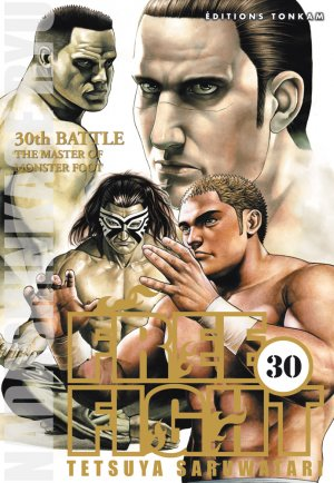 couverture, jaquette Free Fight - New Tough 30  (Tonkam)