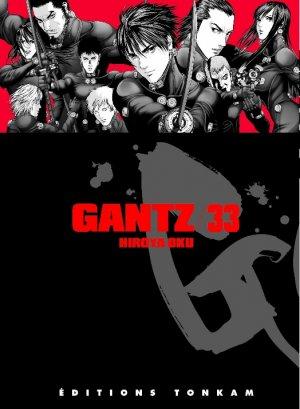 Gantz T.33