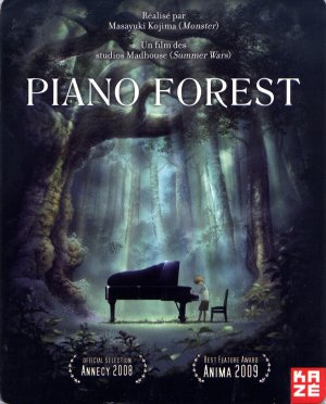 Piano Forest édition Blu-ray