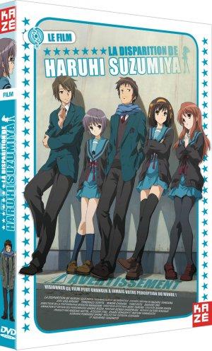 La Disparition d'Haruhi Suzumiya édition DVD Simple