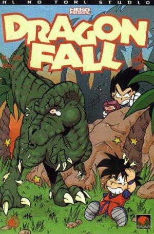 couverture, jaquette Dragon Fall 28  (Hi No Tori Studio)