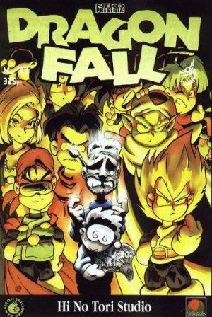 couverture, jaquette Dragon Fall 33  (Hi No Tori Studio)