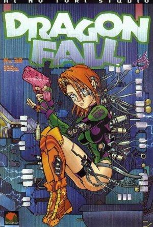 couverture, jaquette Dragon Fall 38  (Hi No Tori Studio)