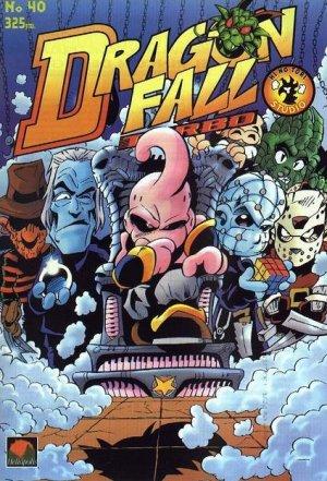 couverture, jaquette Dragon Fall 40  (Hi No Tori Studio)