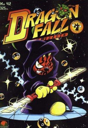 couverture, jaquette Dragon Fall 42  (Hi No Tori Studio)