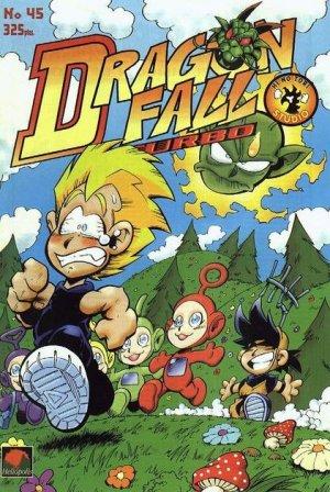 couverture, jaquette Dragon Fall 45  (Hi No Tori Studio)