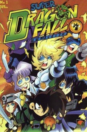 couverture, jaquette Dragon Fall 48  (Hi No Tori Studio)