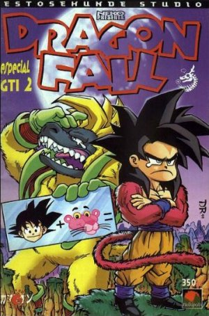 couverture, jaquette Dragon Fall 50  (Hi No Tori Studio)