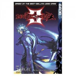 couverture, jaquette Devil May Cry 3 2 Américaine (Tokyopop)