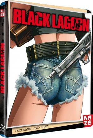 Black Lagoon édition Intégrale Saison 1 Blu-ray