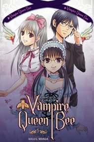 couverture, jaquette Vampire Queen Bee 5  (soleil manga)