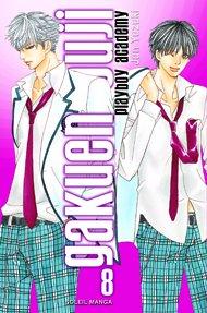 Gakuen Ouji - Playboy Academy #8