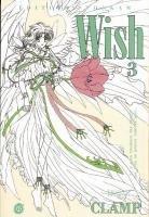 couverture, jaquette Wish 3  (Tonkam)