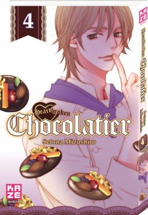 Heartbroken Chocolatier #4