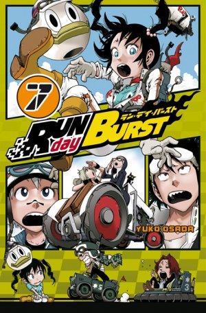 Run Day Burst T.7
