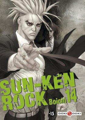 Sun-Ken Rock T.14