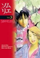 couverture, jaquette Sommelier 3  (Glénat Manga)