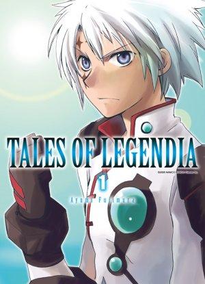 Tales of Legendia T.1